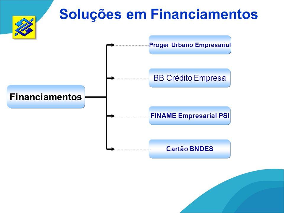 Soluções em Financiamentos