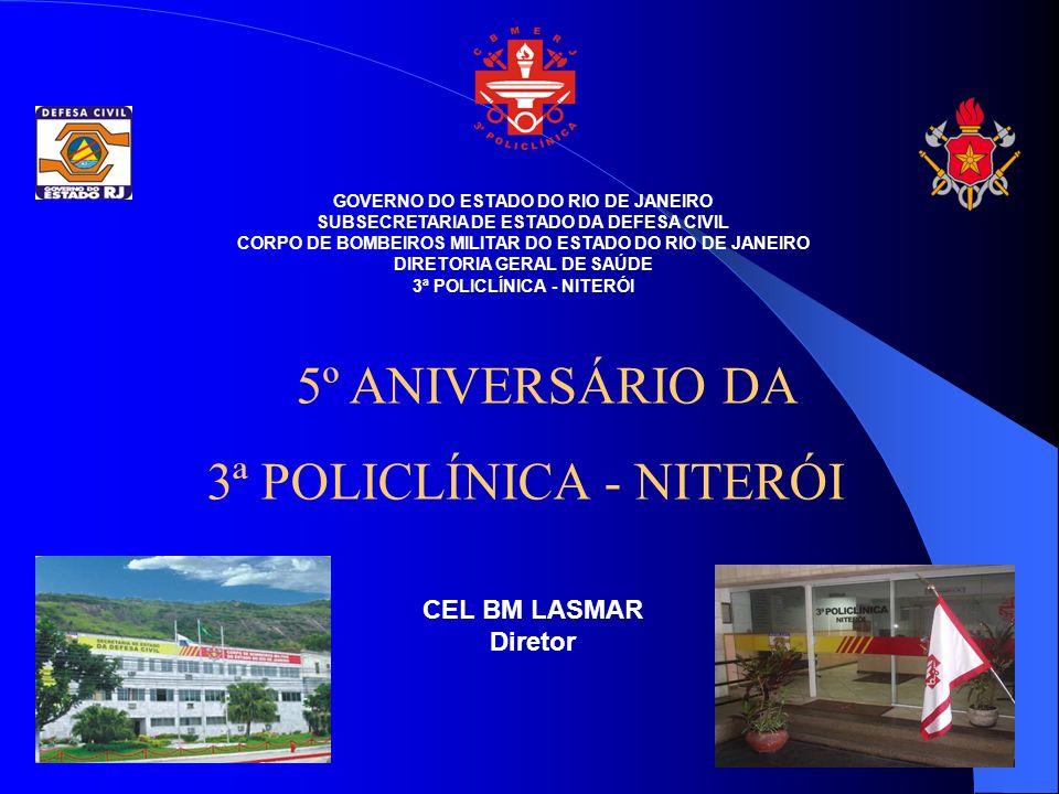 3ª POLICLÍNICA - NITERÓI