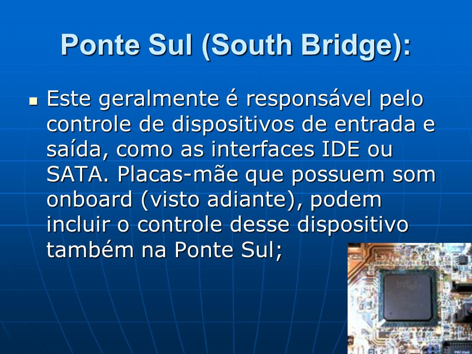 Ponte Sul (South Bridge):