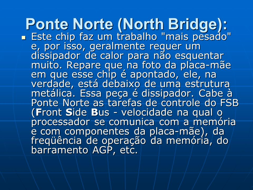 Ponte Norte (North Bridge):