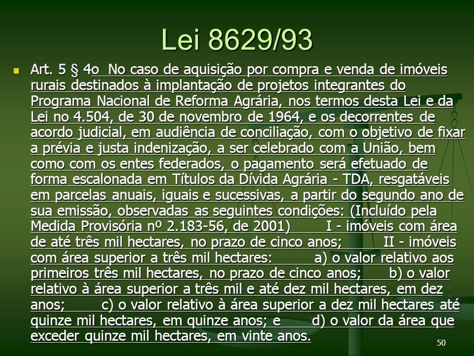 Lei 8629/93