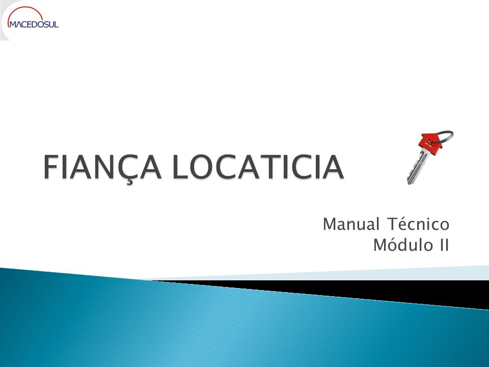 Manual Técnico Módulo II
