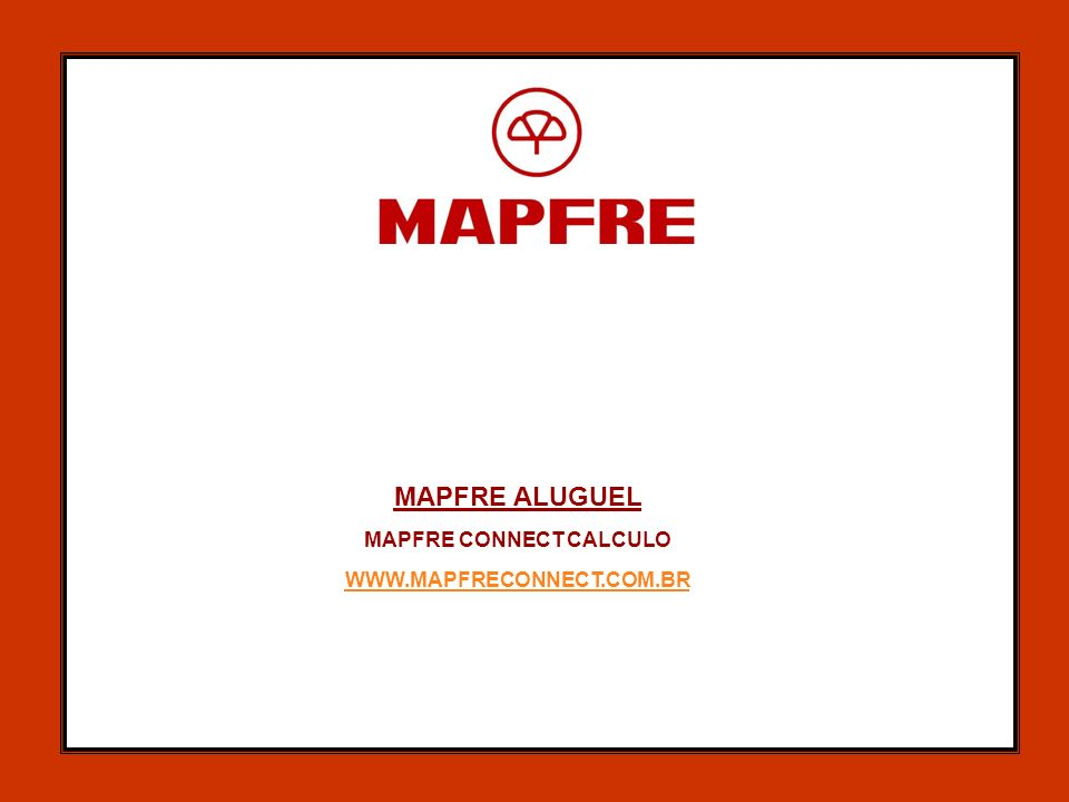 MAPFRE CONNECT CALCULO