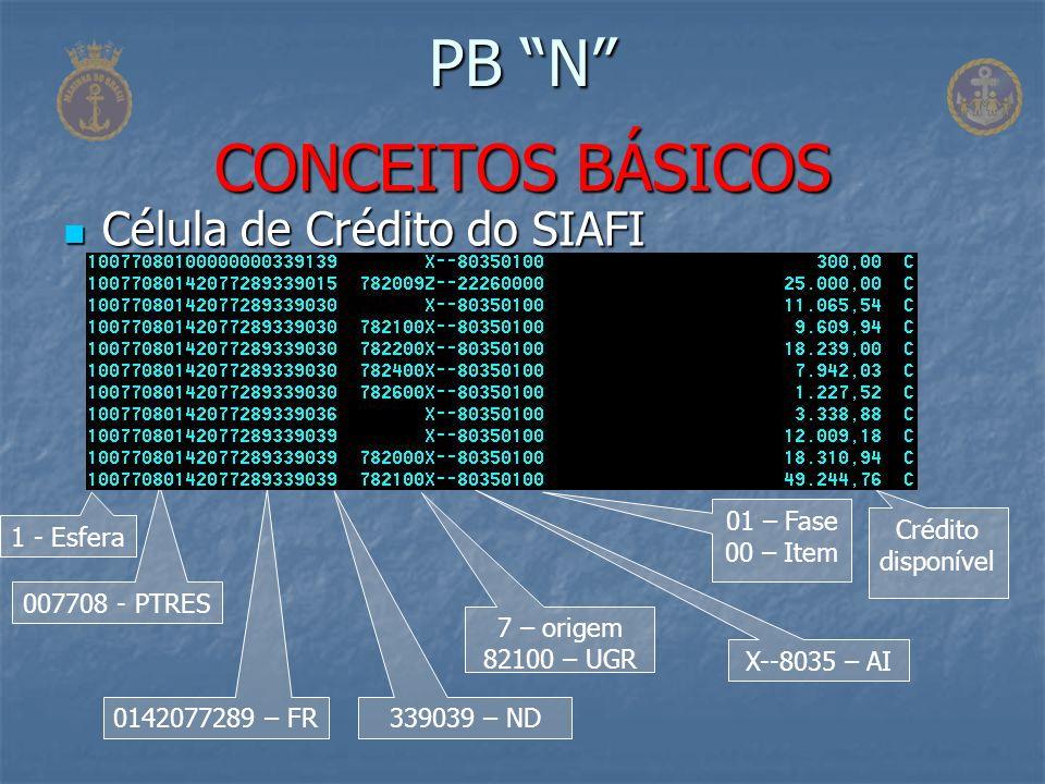 PB N CONCEITOS BÁSICOS