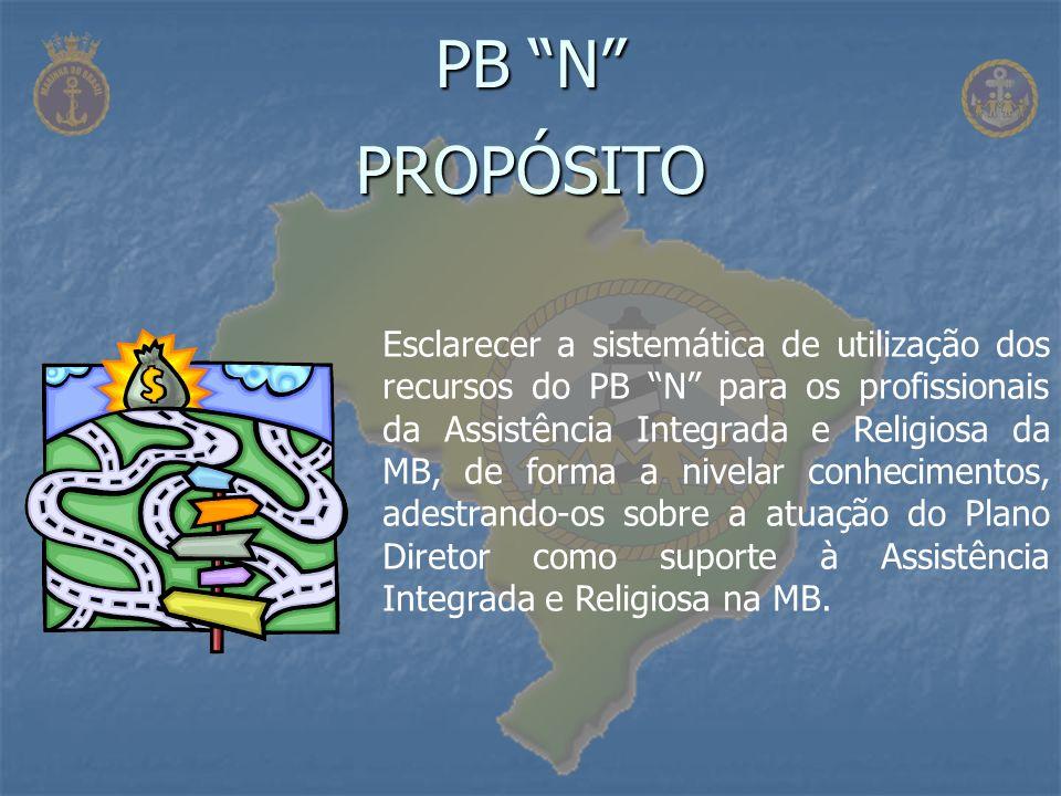 PB N PROPÓSITO