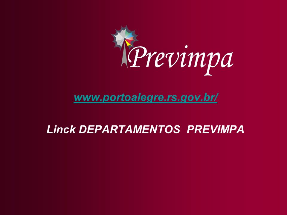 Linck DEPARTAMENTOS PREVIMPA
