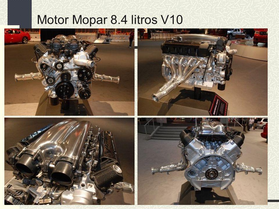 Motor Mopar 8.4 litros V10