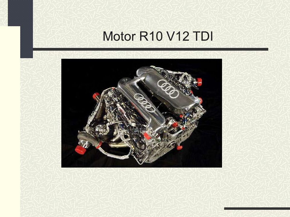 Motor R10 V12 TDI