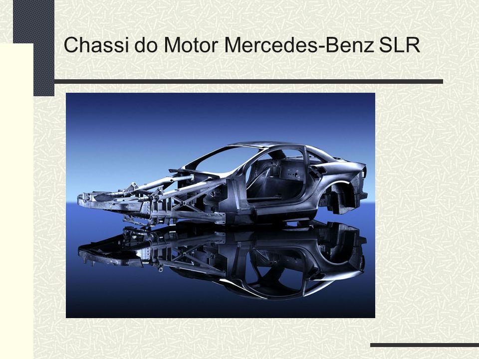 Chassi do Motor Mercedes-Benz SLR