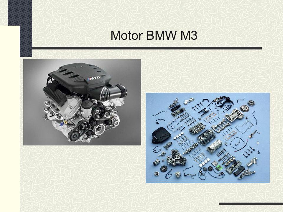 Motor BMW M3