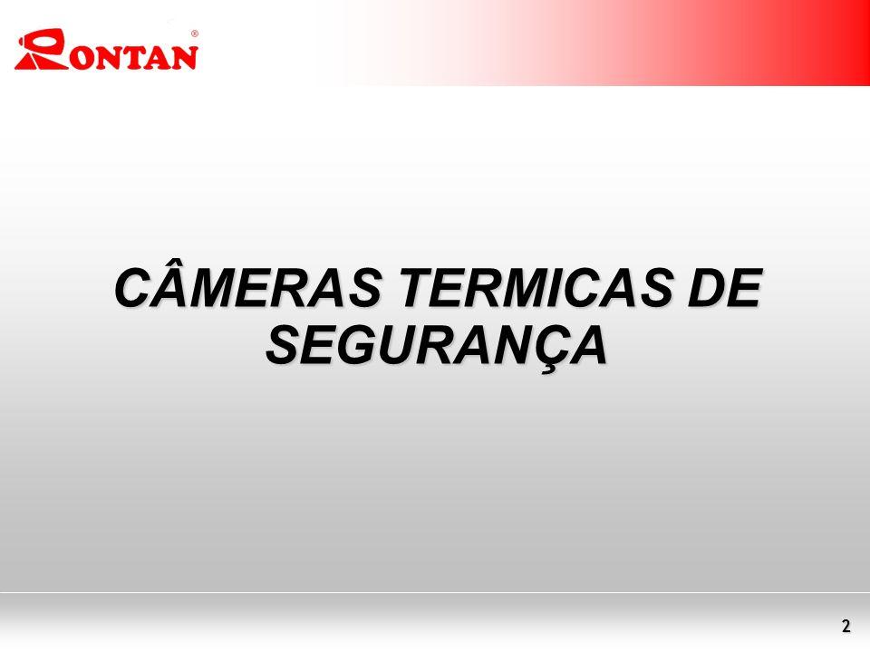 CÂMERAS TERMICAS DE SEGURANÇA