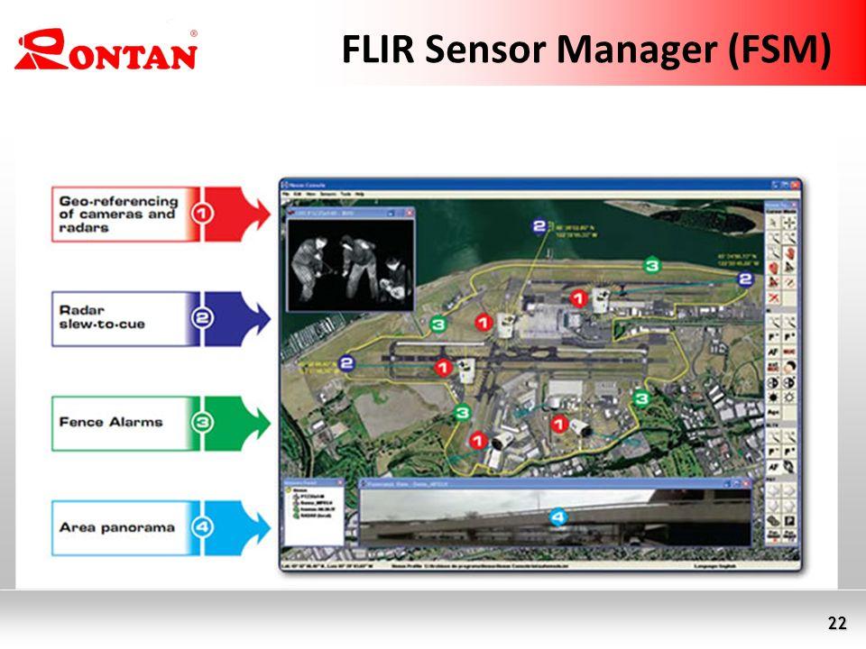 FLIR Sensor Manager (FSM)