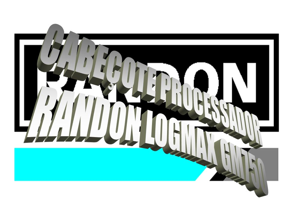 Randon CABEÇOTE PROCESSADOR RANDON LOGMAX GM750