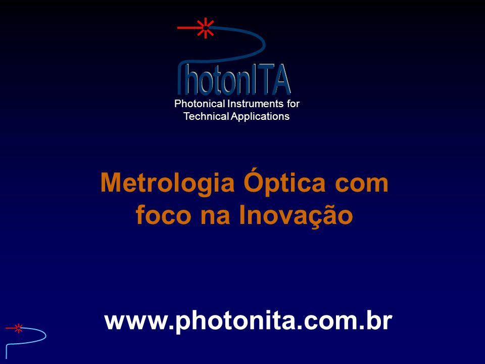 Metrologia Óptica com foco na Inovação