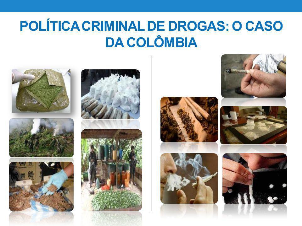 POLÍTICA CRIMINAL DE DROGAS: O CASO DA COLÔMBIA