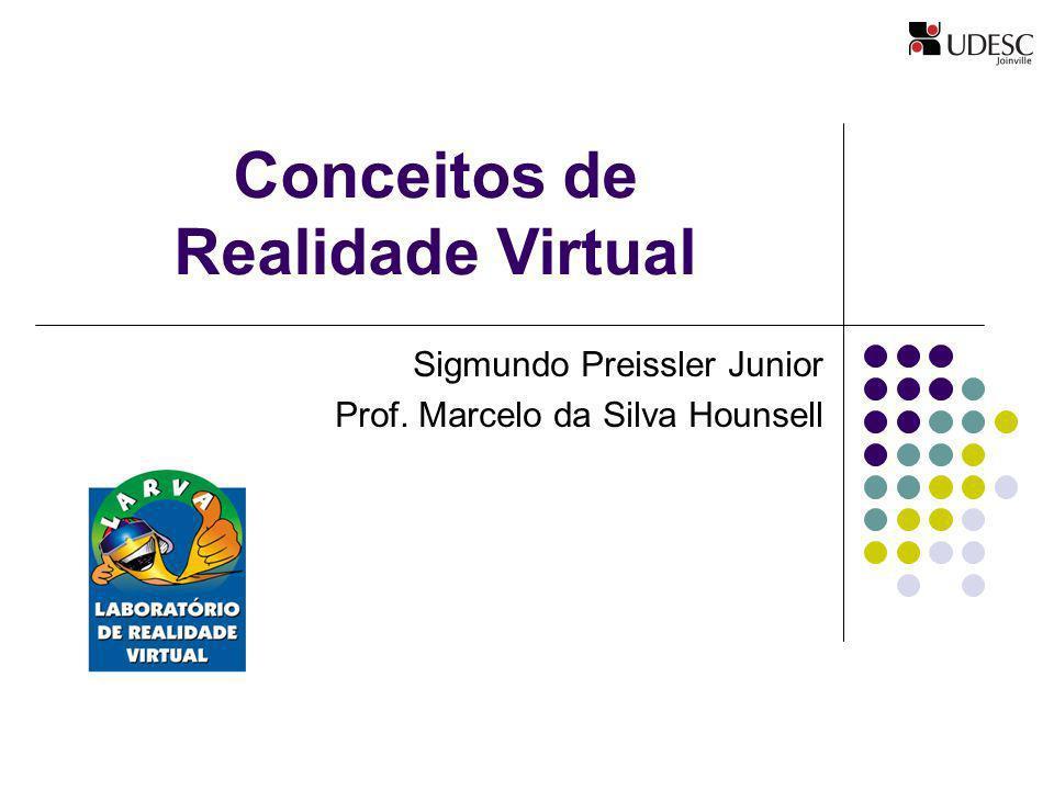 Conceitos de Realidade Virtual