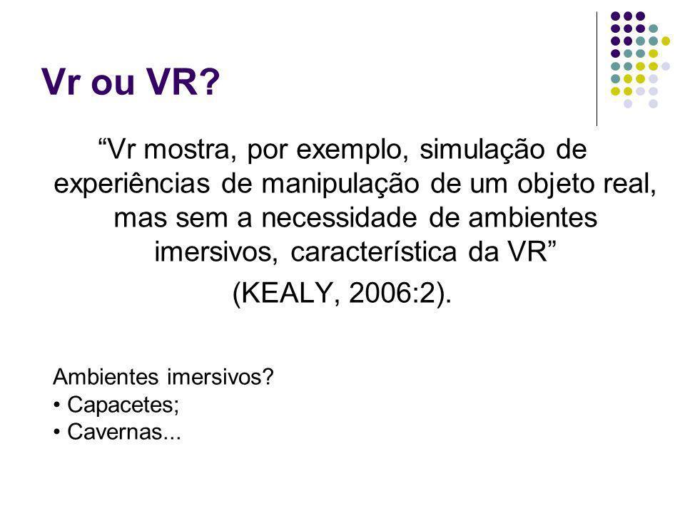 Vr ou VR