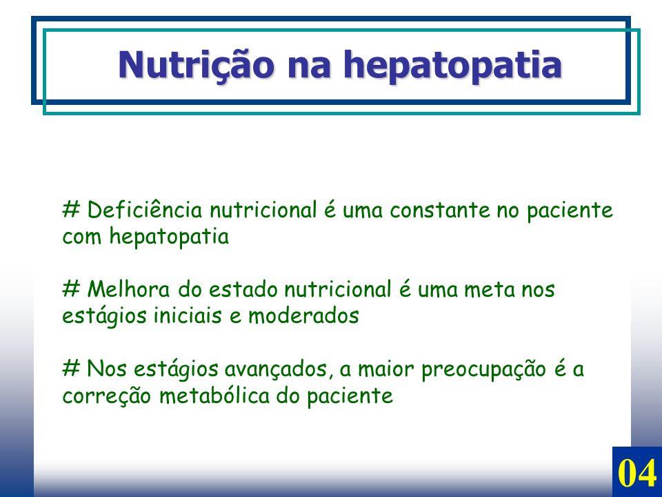 04 Nutrição na hepatopatia