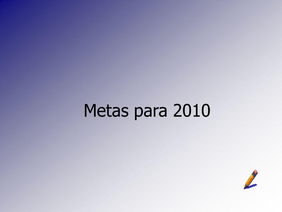 Metas para 2010 6