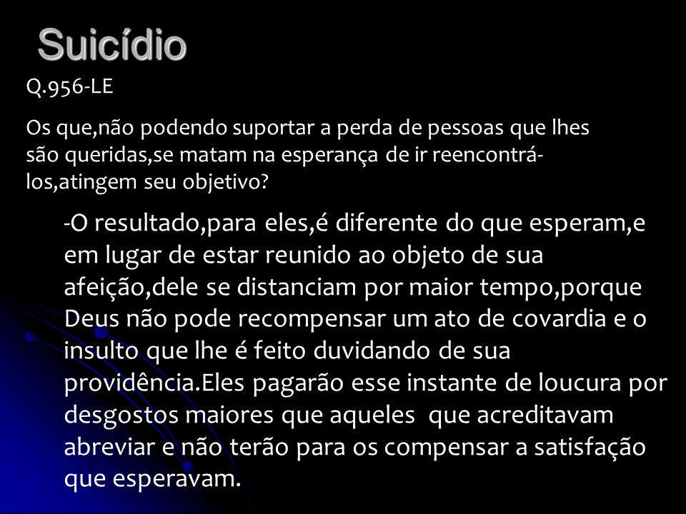 Suicídio Q.956-LE.