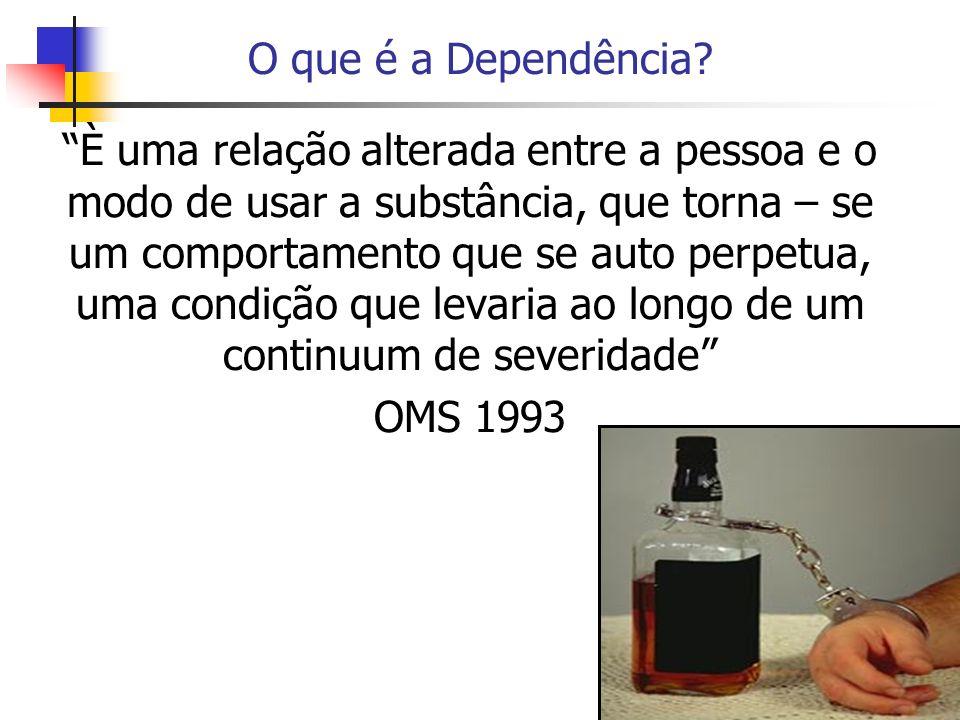 O que é a Dependência