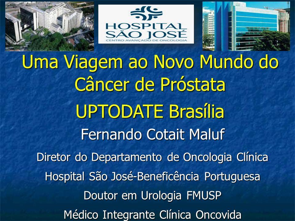 Uma Viagem ao Novo Mundo do Câncer de Próstata