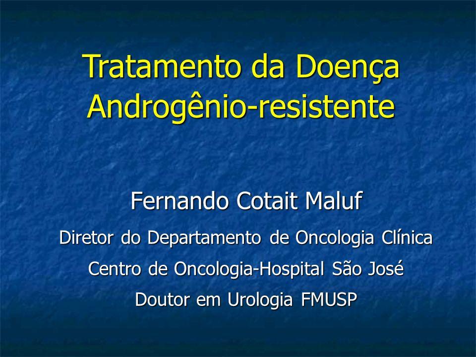 Tratamento da Doença Androgênio-resistente