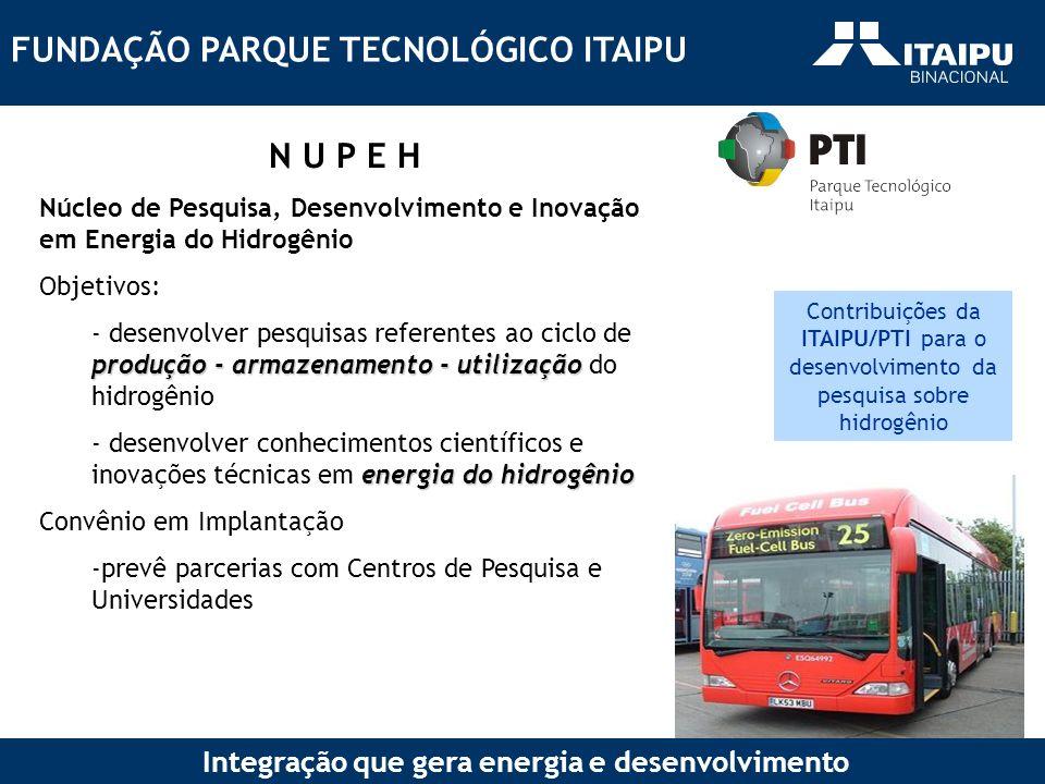 Integração que gera energia e desenvolvimento