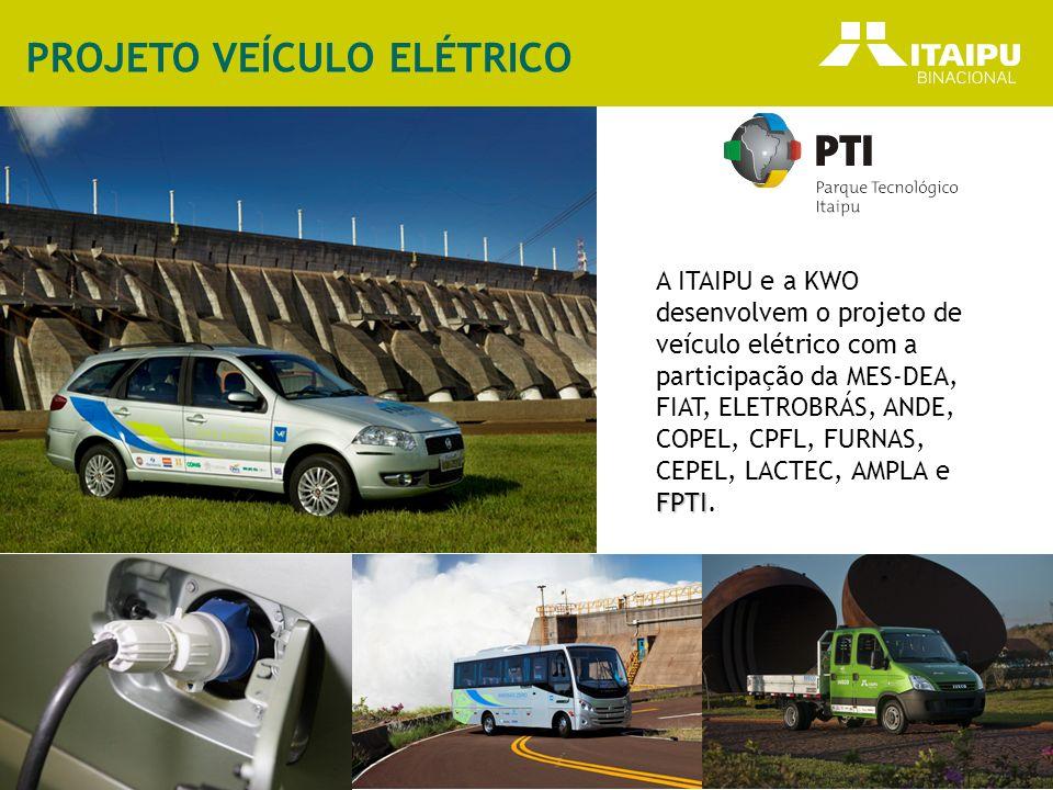 Projeto Veículo Elétrico de Itaipu