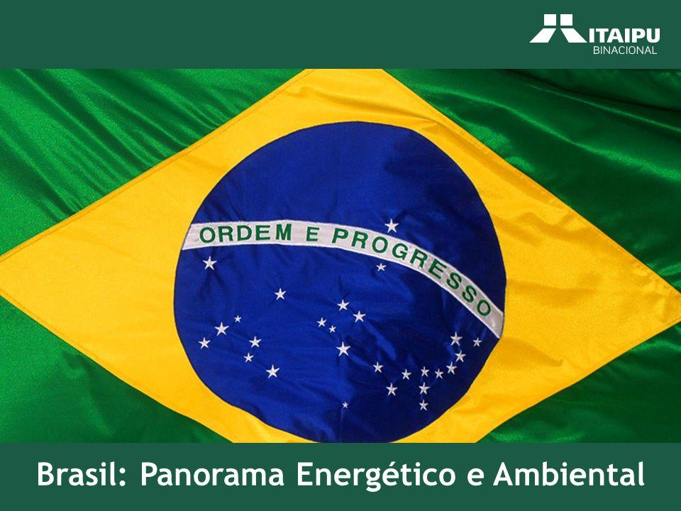 Brasil: Panorama Energético e Ambiental