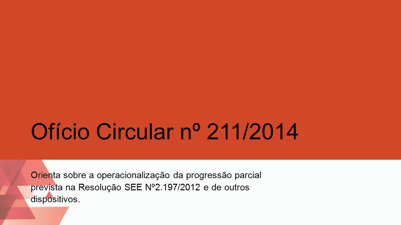 Ofício Circular nº 211/2014