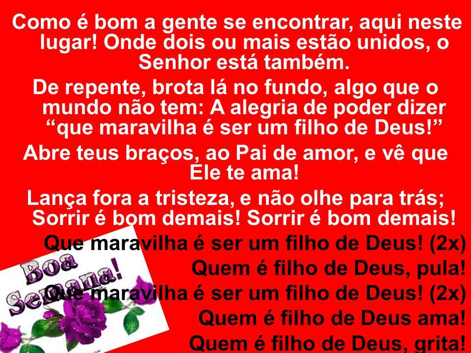 Marcos 5,21-43 BEM-VINDOS Hebreus 12,1-4 Salmo 21 À 4ª