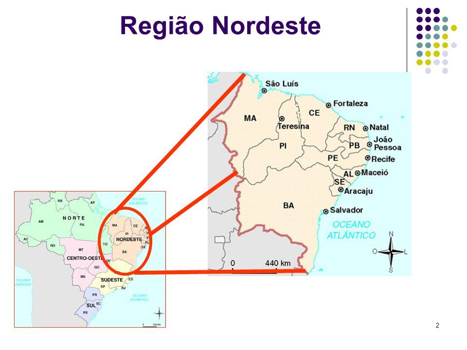 Região Nordeste 18/04/2017
