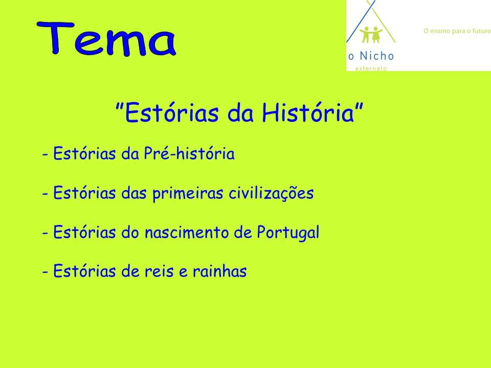 Estórias da História