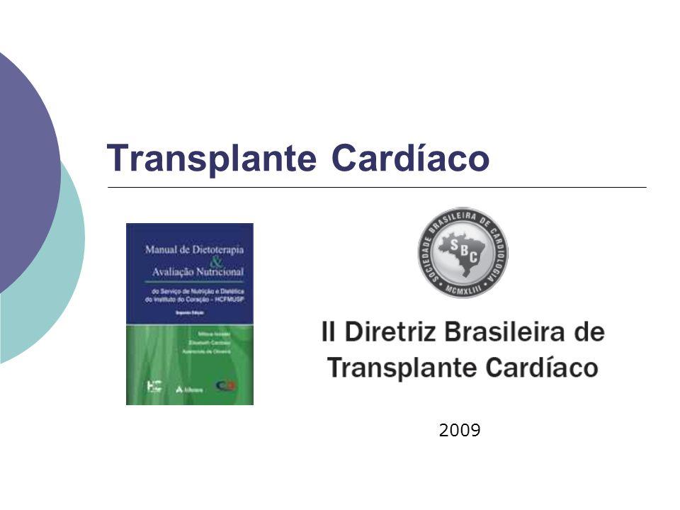 Transplante Cardíaco 2009