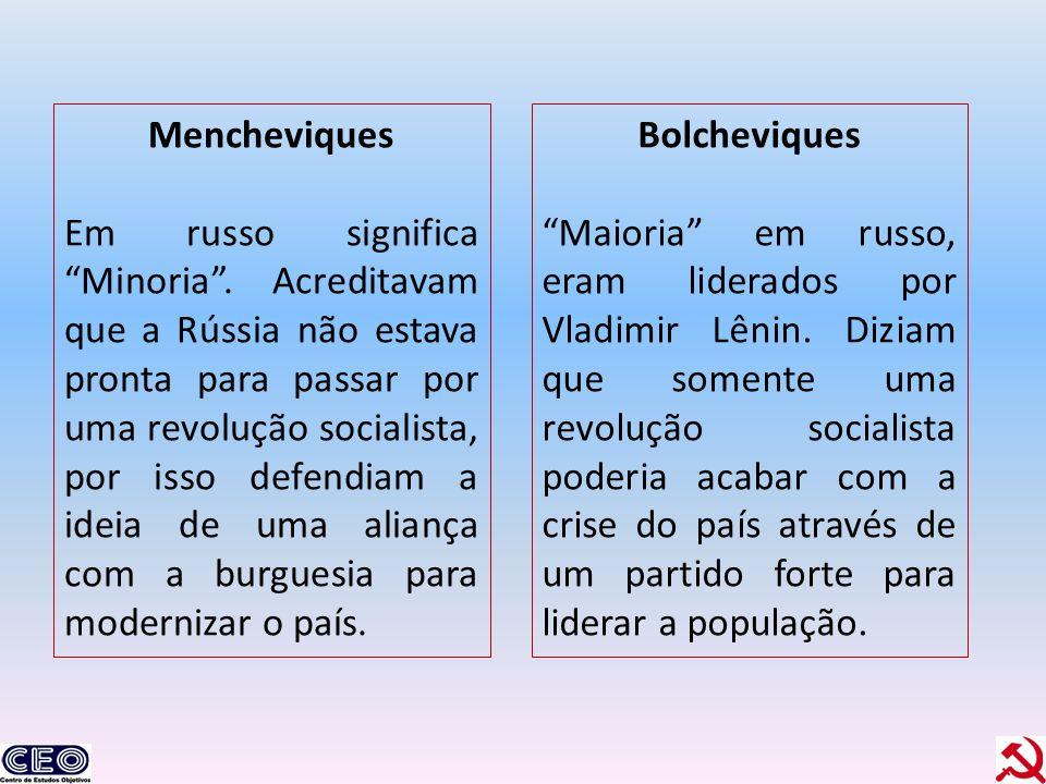 Mencheviques