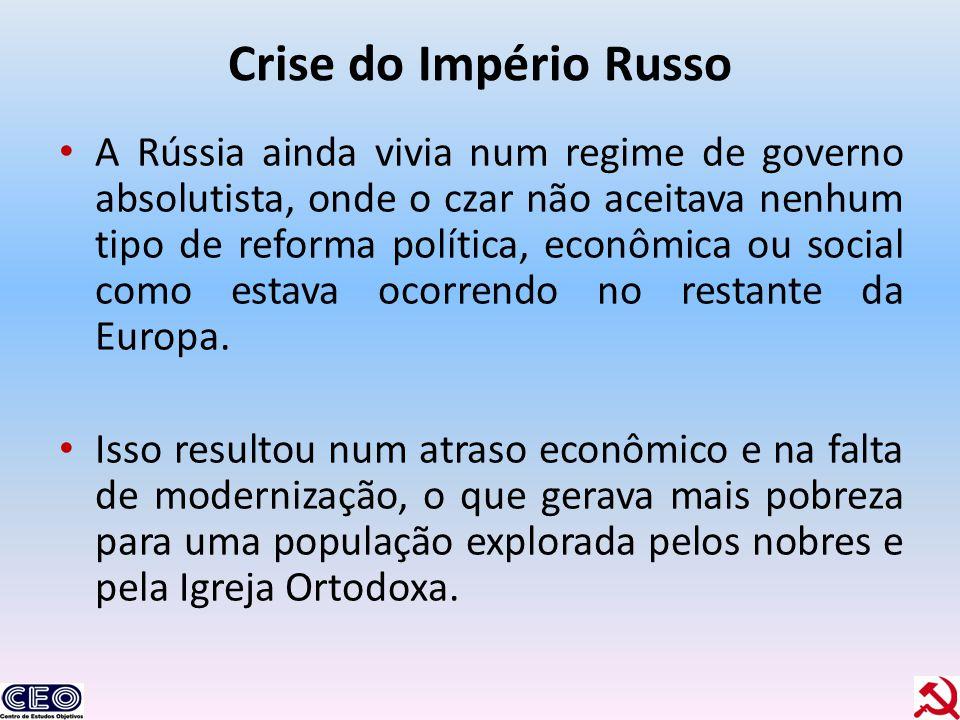 Crise do Império Russo