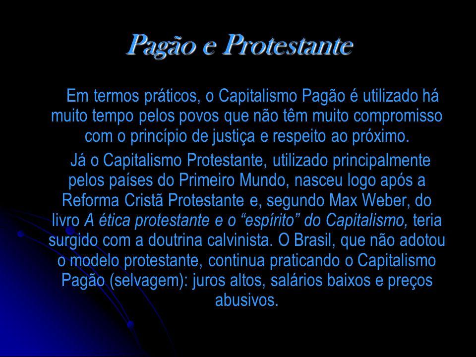 Pagão e Protestante