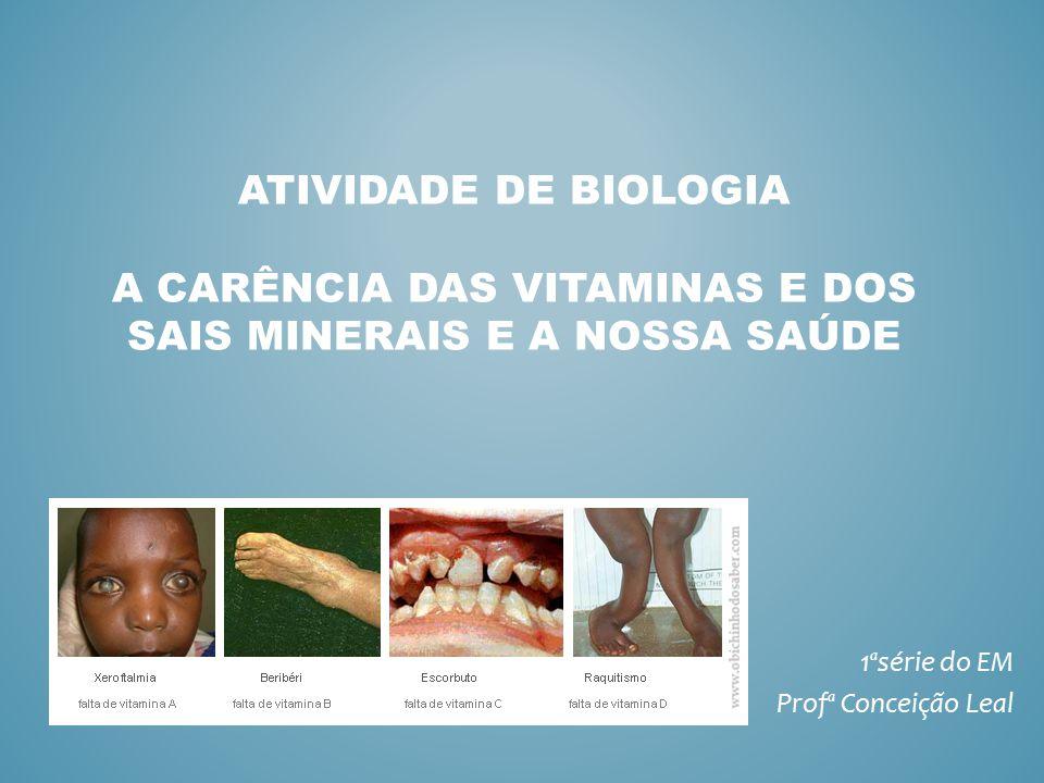 1ªsérie do EM Profª Conceição Leal