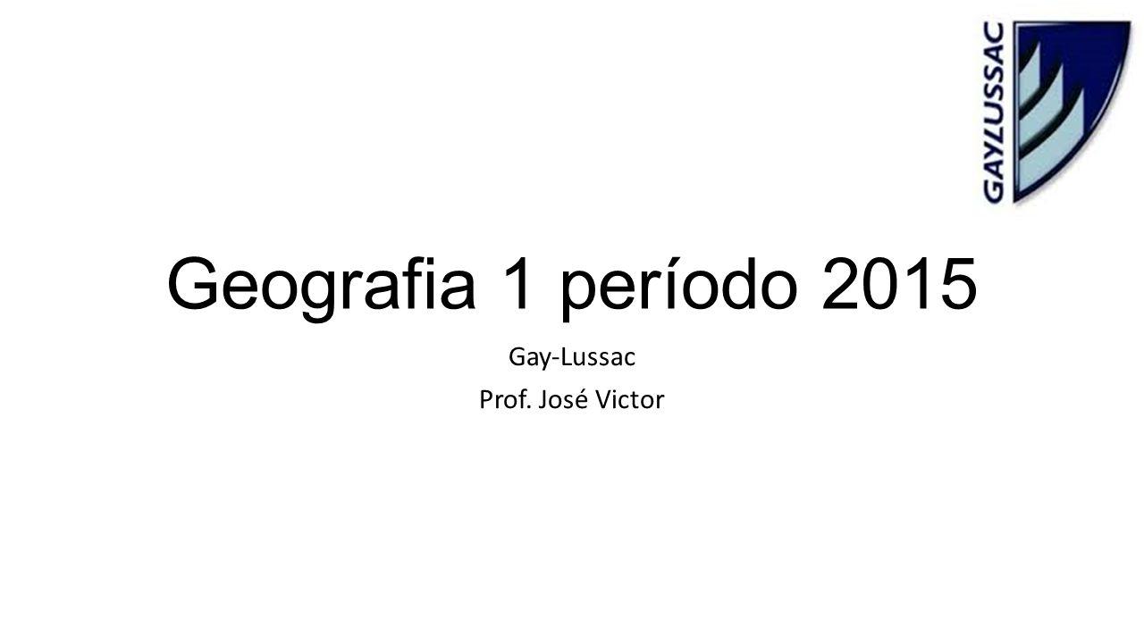 Gay-Lussac Prof. José Victor