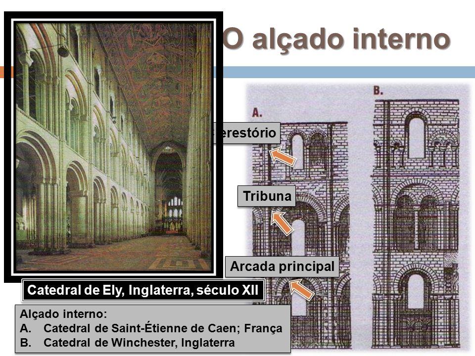 Hist ria da cultura e das artes ppt carregar for Catedral de durham interior
