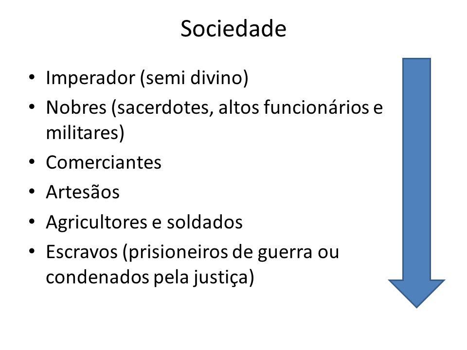 Sociedade Imperador (semi divino)