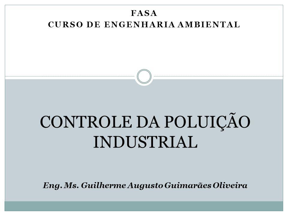 Curso superior de engenharia ambiental