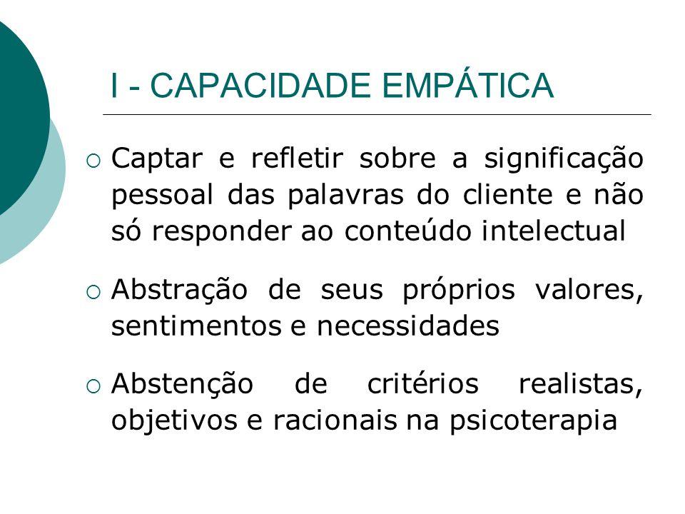 Capacidade de abstração psicologia