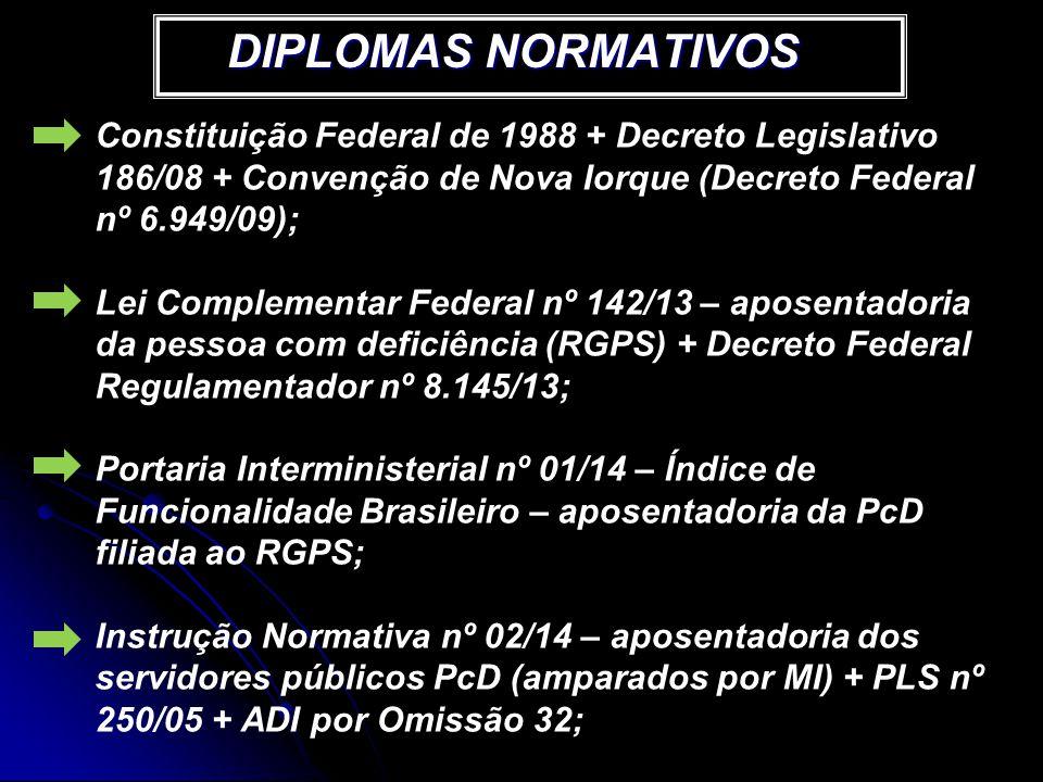 Diplomas normativos