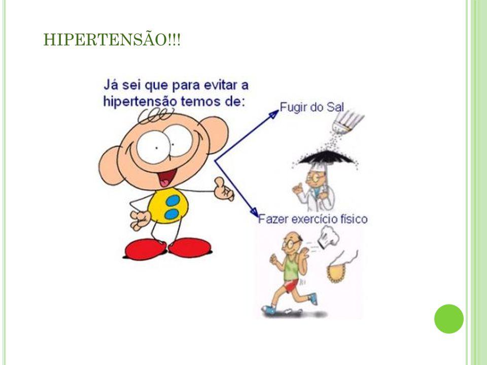 HIPERTENSÃO!!!