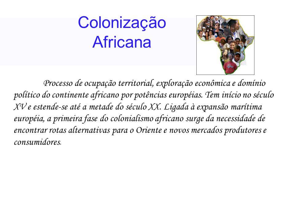 Colonização Africana