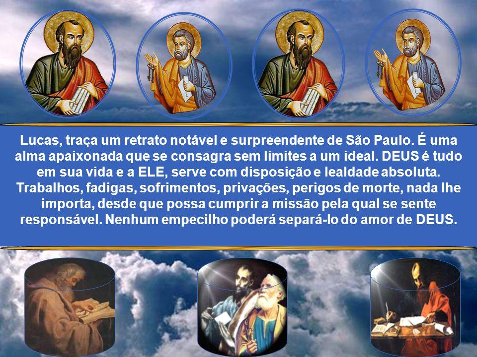 Lucas, traça um retrato notável e surpreendente de São Paulo