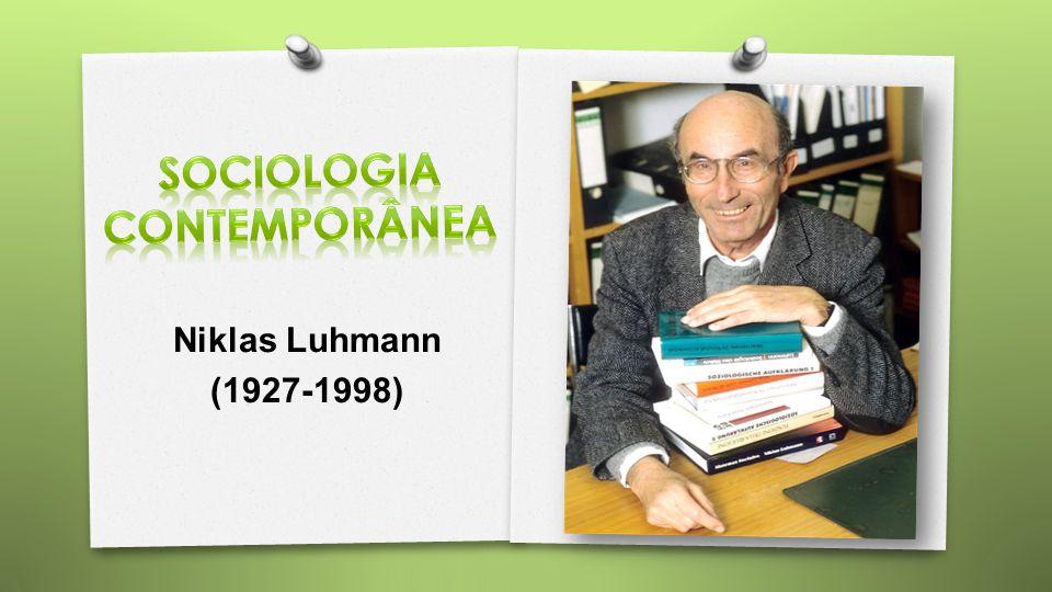 niklas luhmann inclusion sociale livre