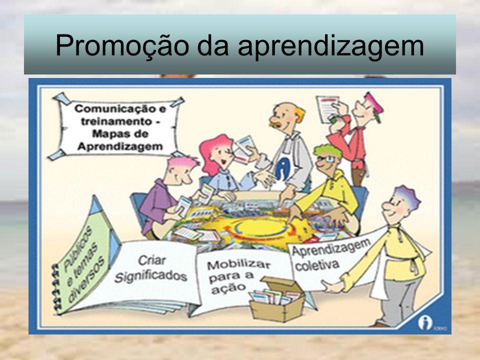 Promoção da aprendizagem
